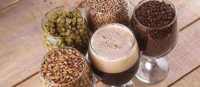 精酿啤酒原料